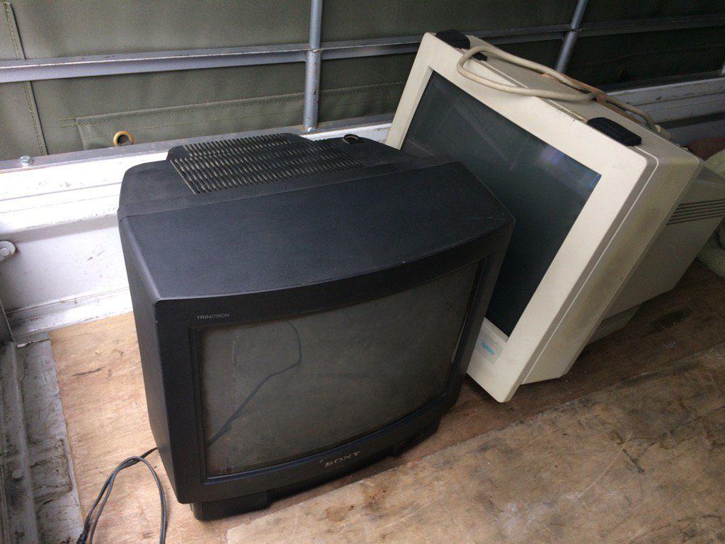 パソコン モニター 処分